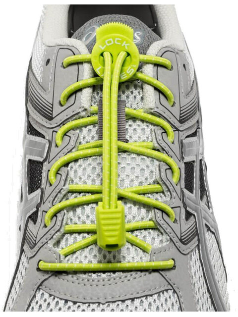 Lock Laces Run Laces Sour Green Apple